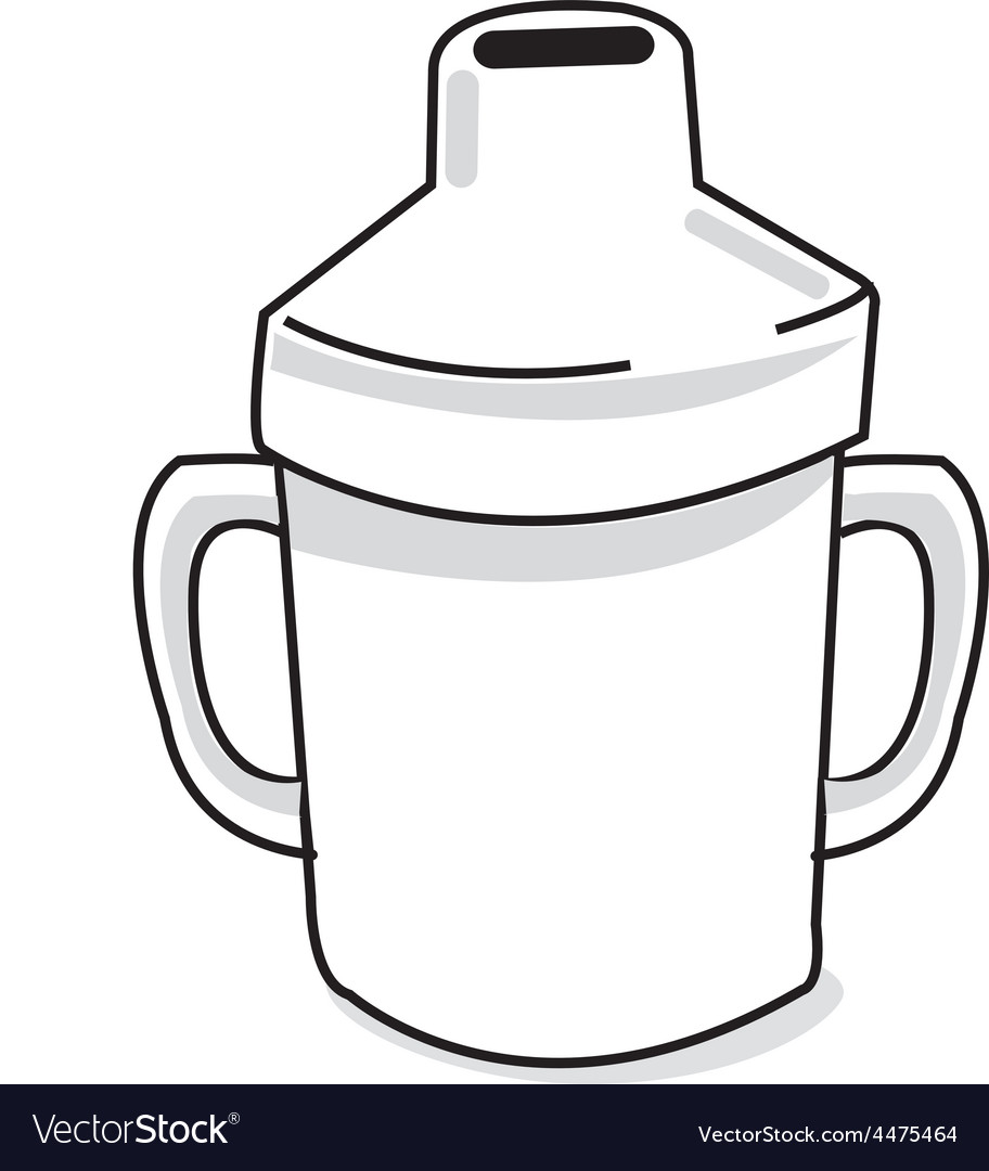 Sipper cup vector | Price: 1 Credit (USD $1)