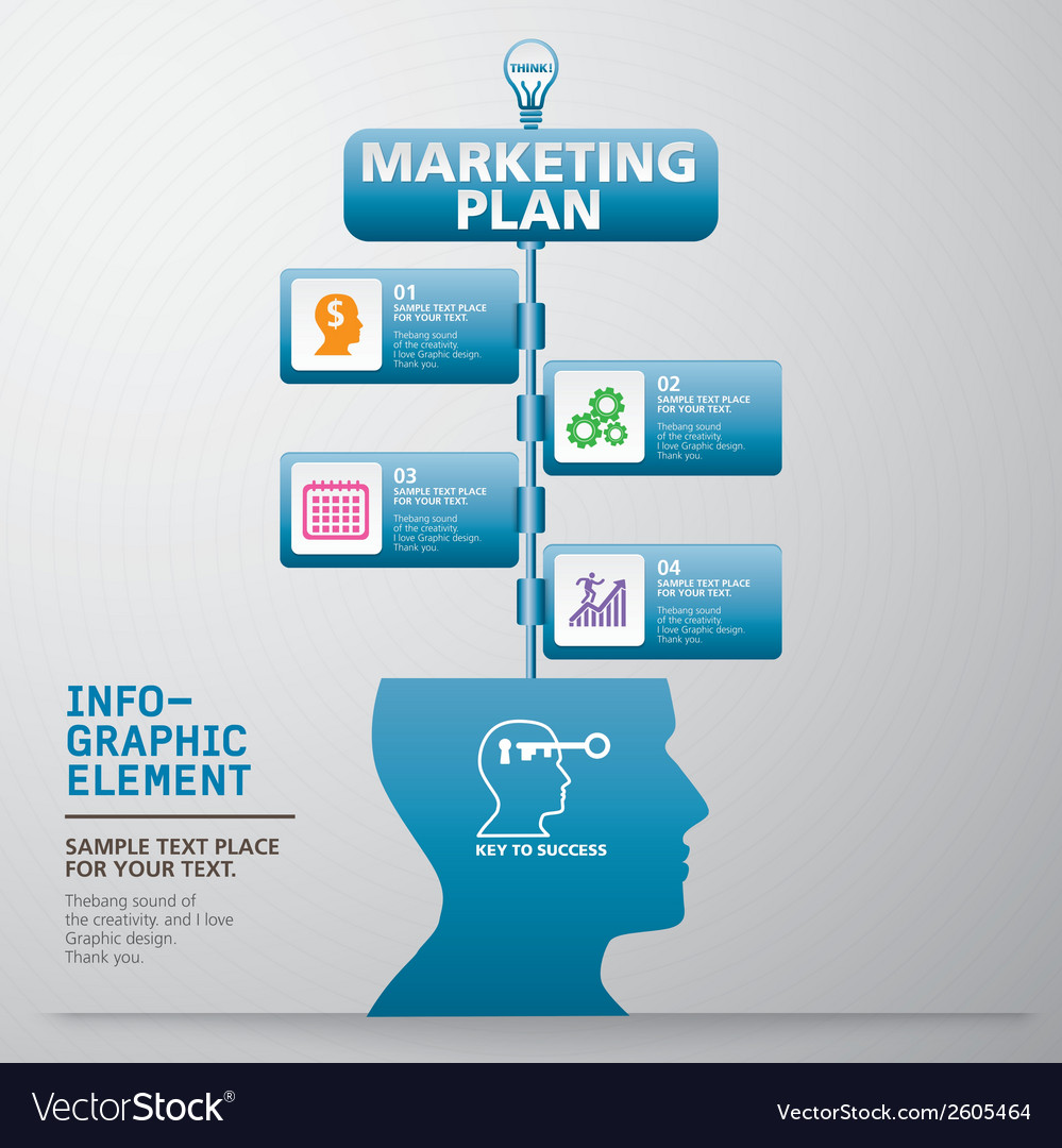 Template modern info-graphic design vector | Price: 1 Credit (USD $1)