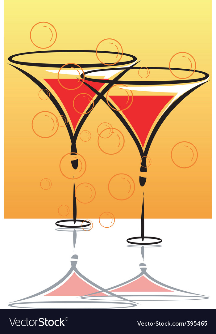 Goblets vector | Price: 1 Credit (USD $1)