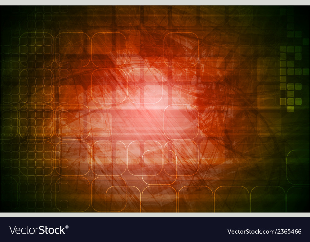Red technical background vector   Price: 1 Credit (USD $1)
