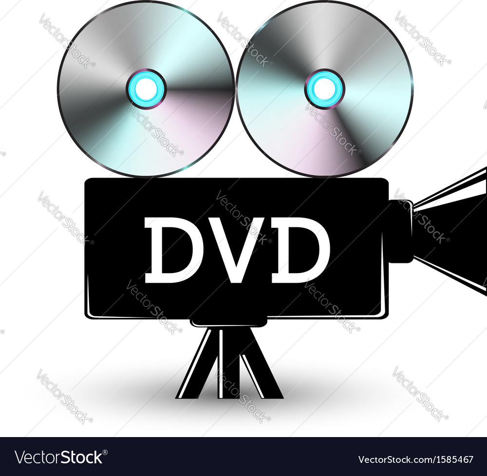 Disc dvd vector | Price: 1 Credit (USD $1)