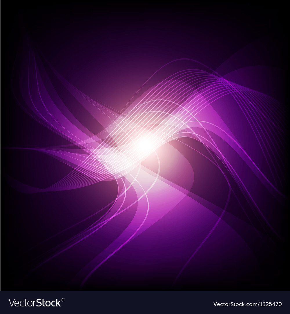 Abstract violet light background vector | Price: 1 Credit (USD $1)