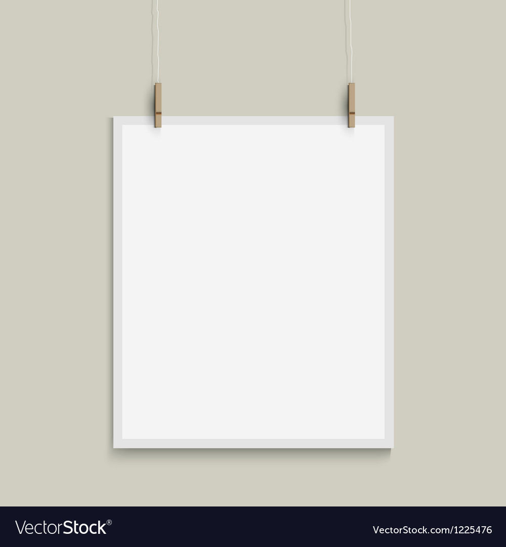 Paper sheet vector | Price: 1 Credit (USD $1)