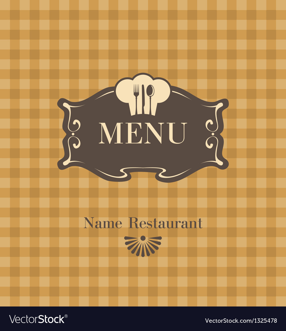 Chef hat and cutlery vector | Price: 1 Credit (USD $1)
