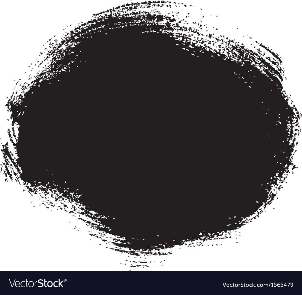 Black spot vector | Price: 1 Credit (USD $1)
