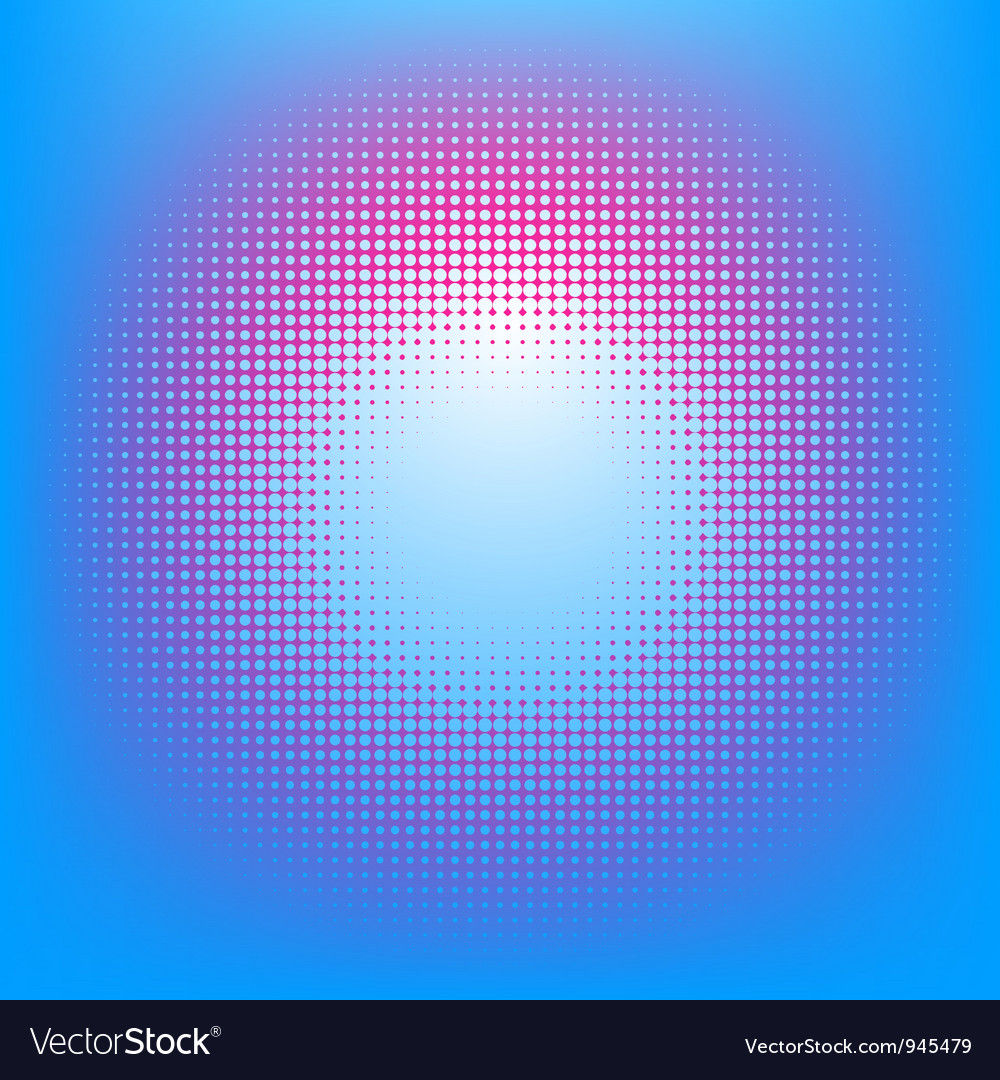 Halftone background vector | Price: 1 Credit (USD $1)