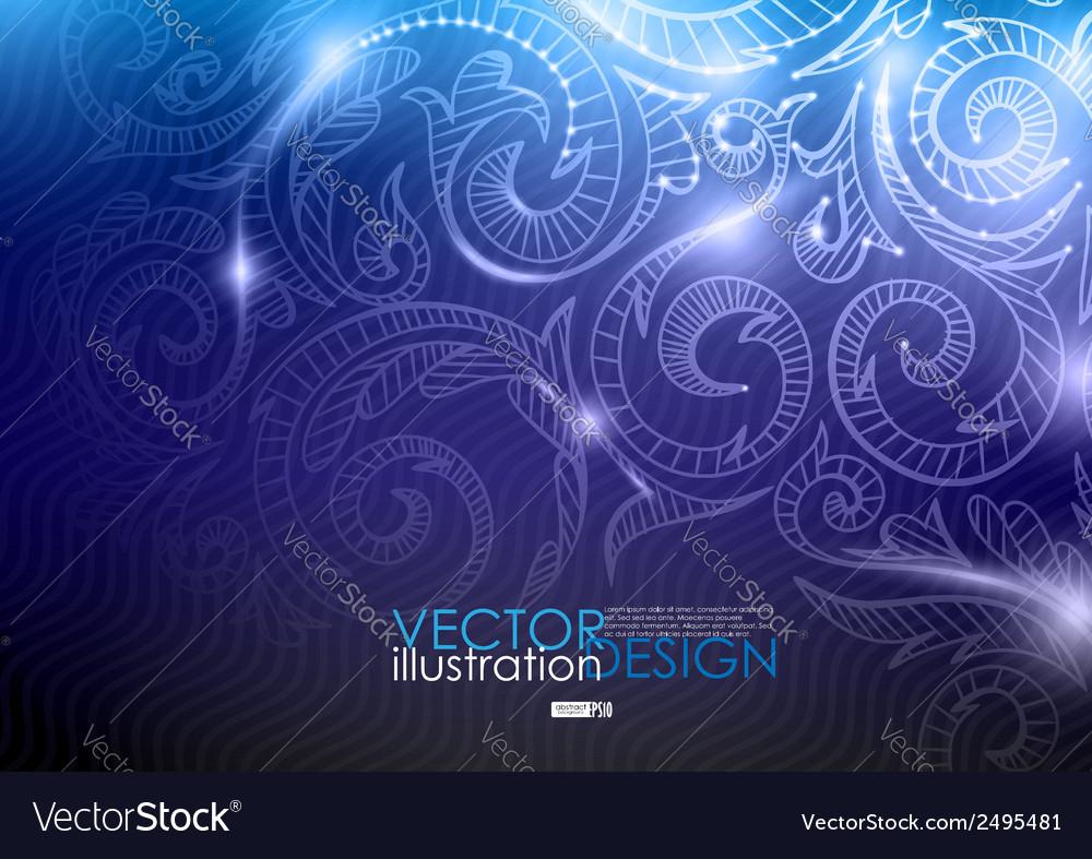 Neon pattern background vector   Price: 1 Credit (USD $1)