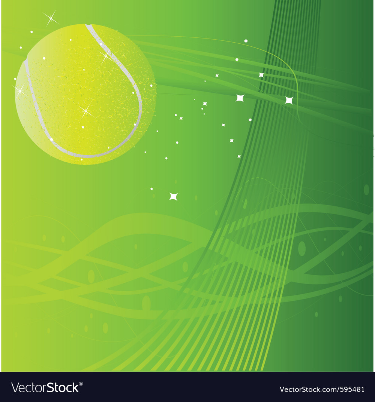 Tennis background vector   Price: 1 Credit (USD $1)