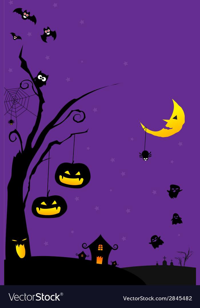 Halloween 2014 background 001 vector | Price: 1 Credit (USD $1)