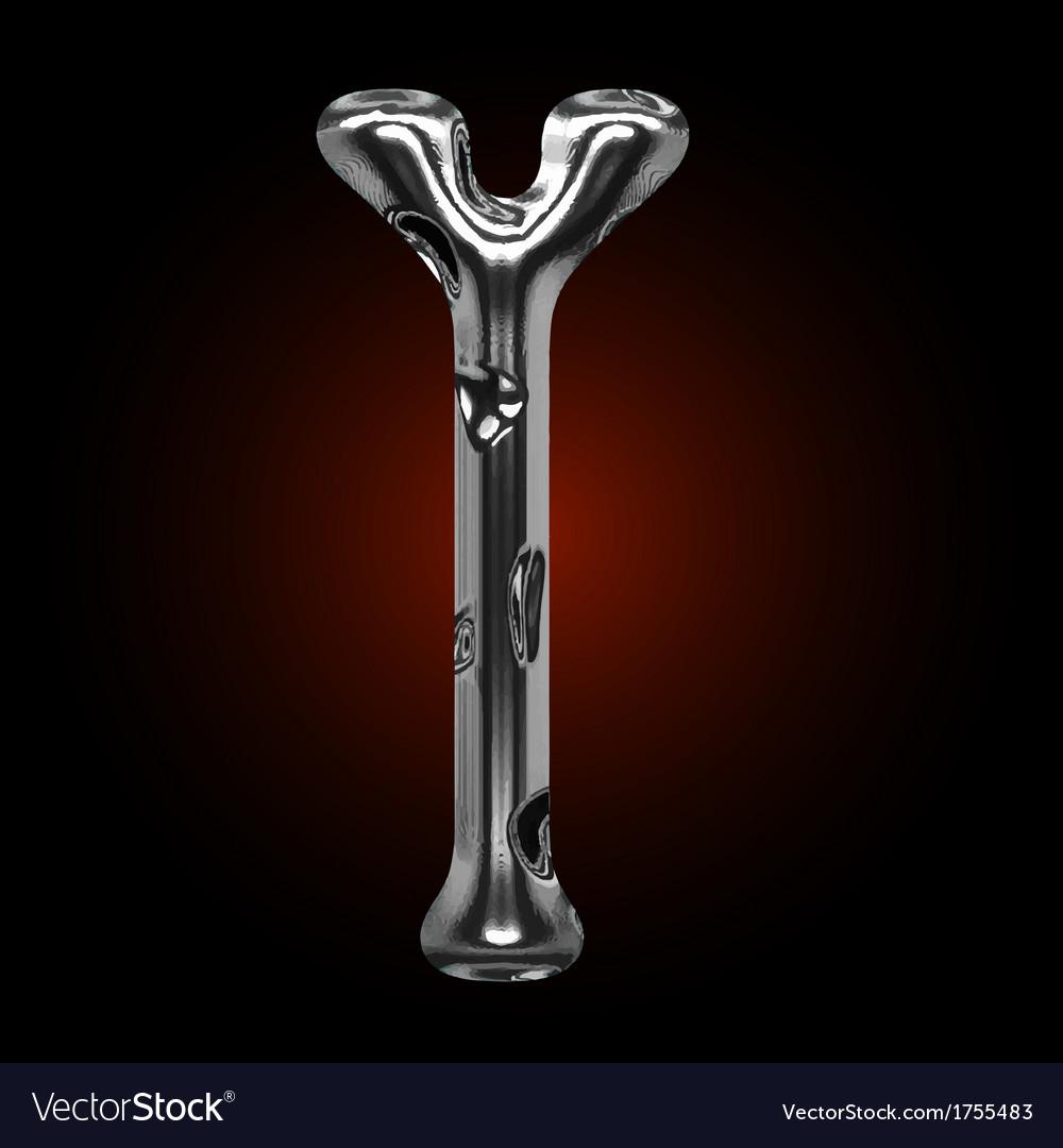 Metal figure vector | Price: 1 Credit (USD $1)