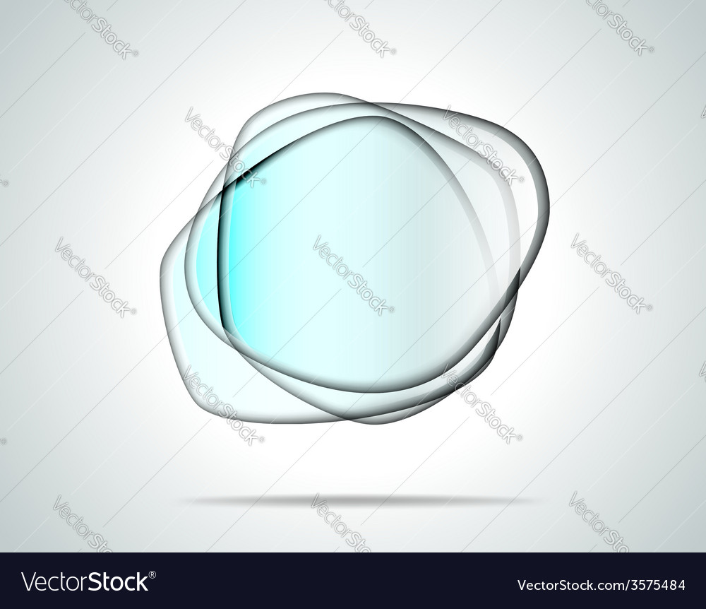 Transparent glass plates vector   Price: 1 Credit (USD $1)