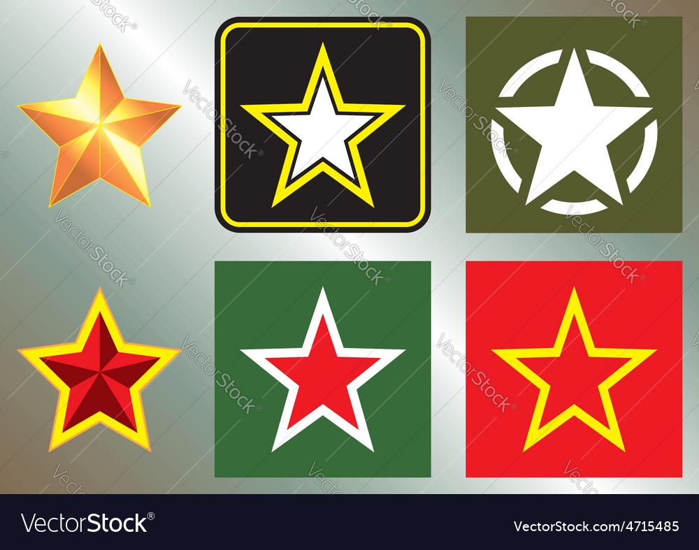Stars vector | Price: 1 Credit (USD $1)