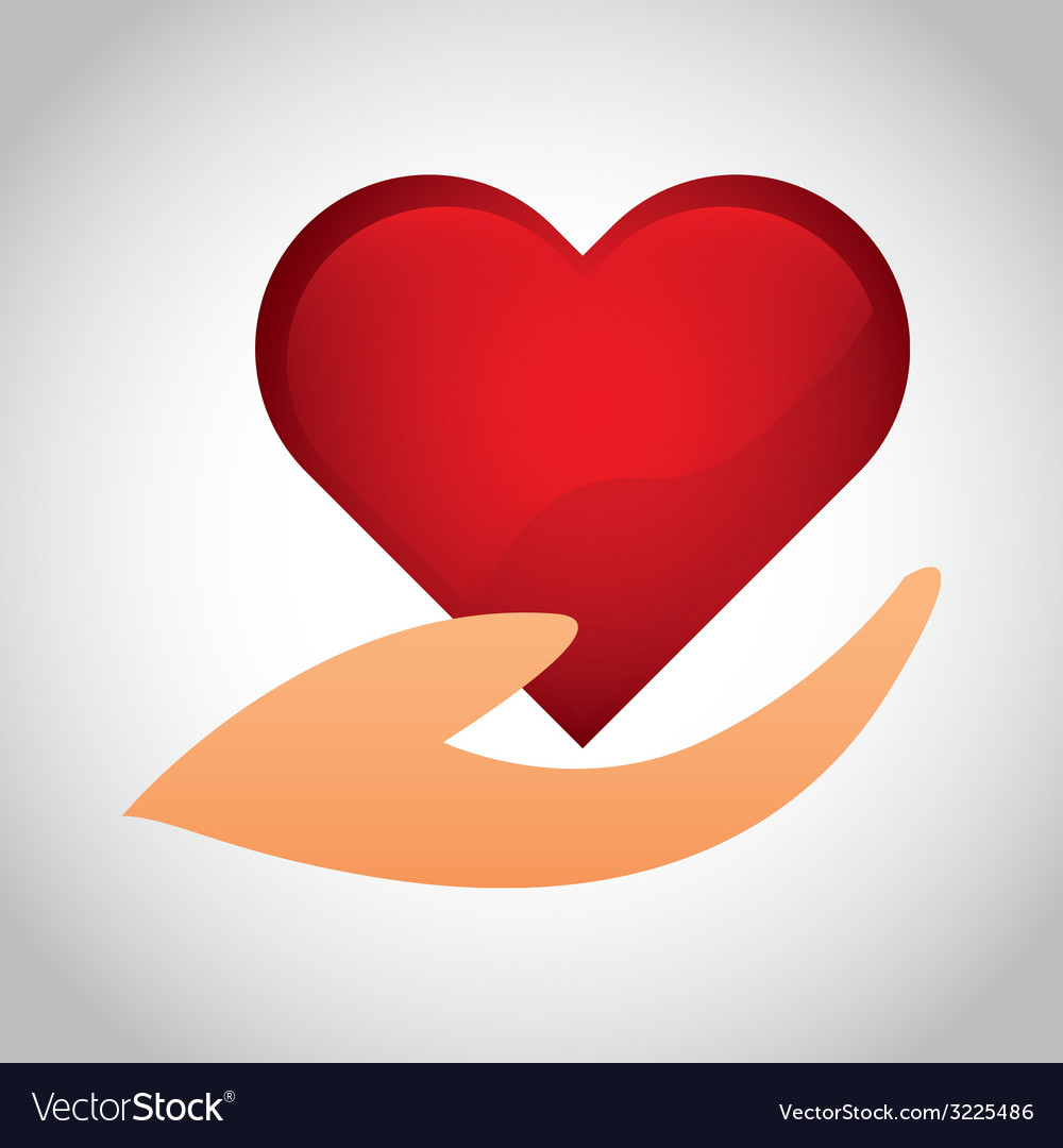 Heart love design vector | Price: 1 Credit (USD $1)