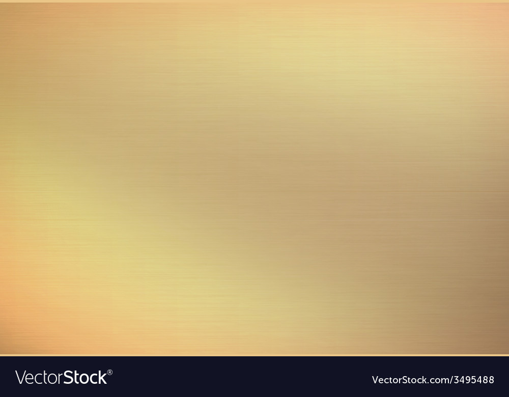 Gold metal background vector | Price: 1 Credit (USD $1)