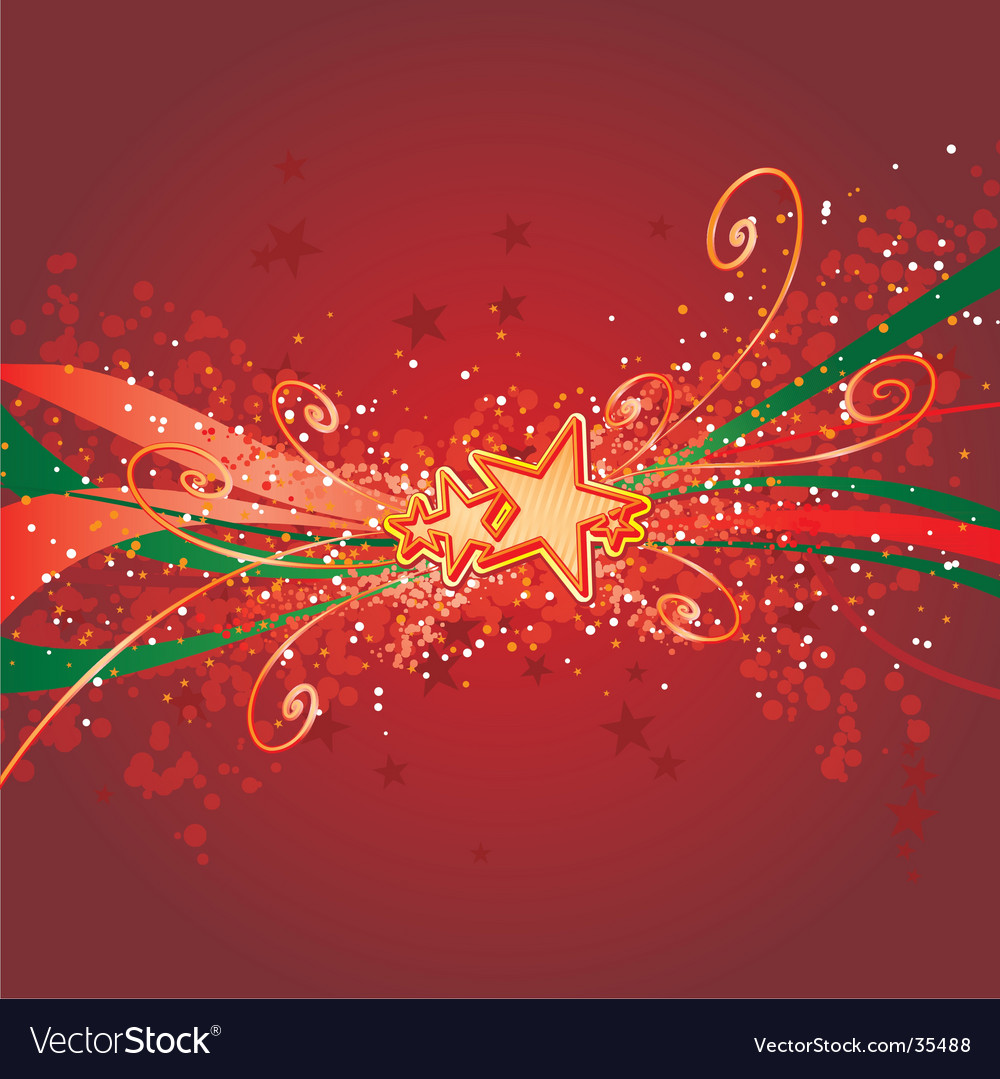 X-mas background vector | Price: 1 Credit (USD $1)
