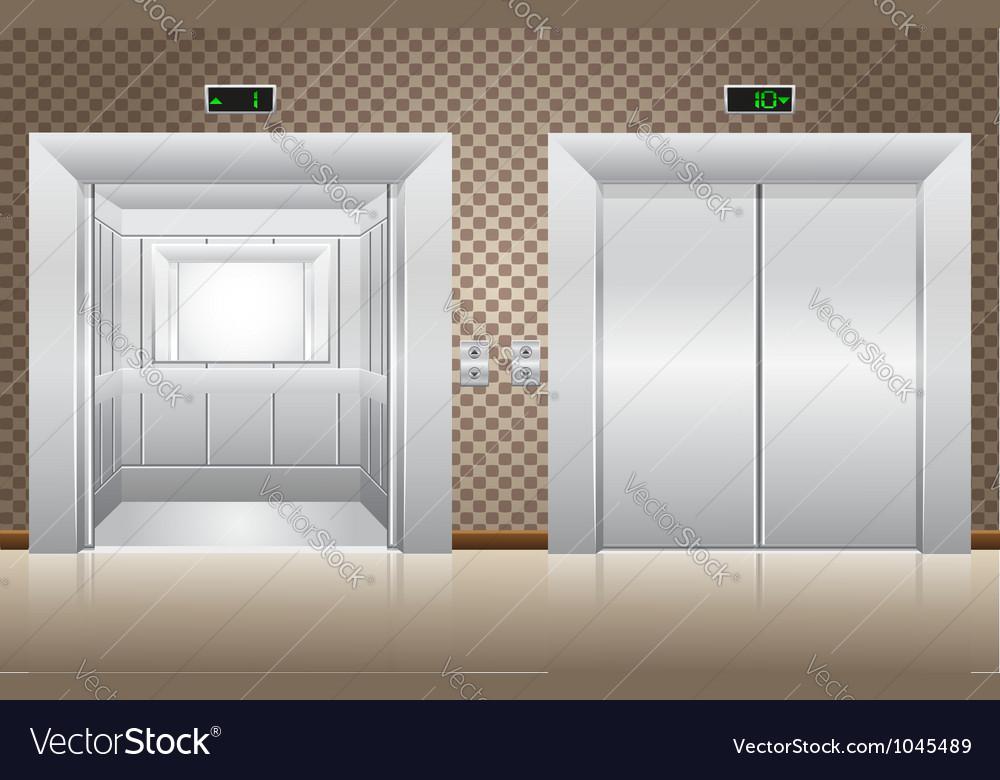 Elevator 03 vector | Price: 1 Credit (USD $1)