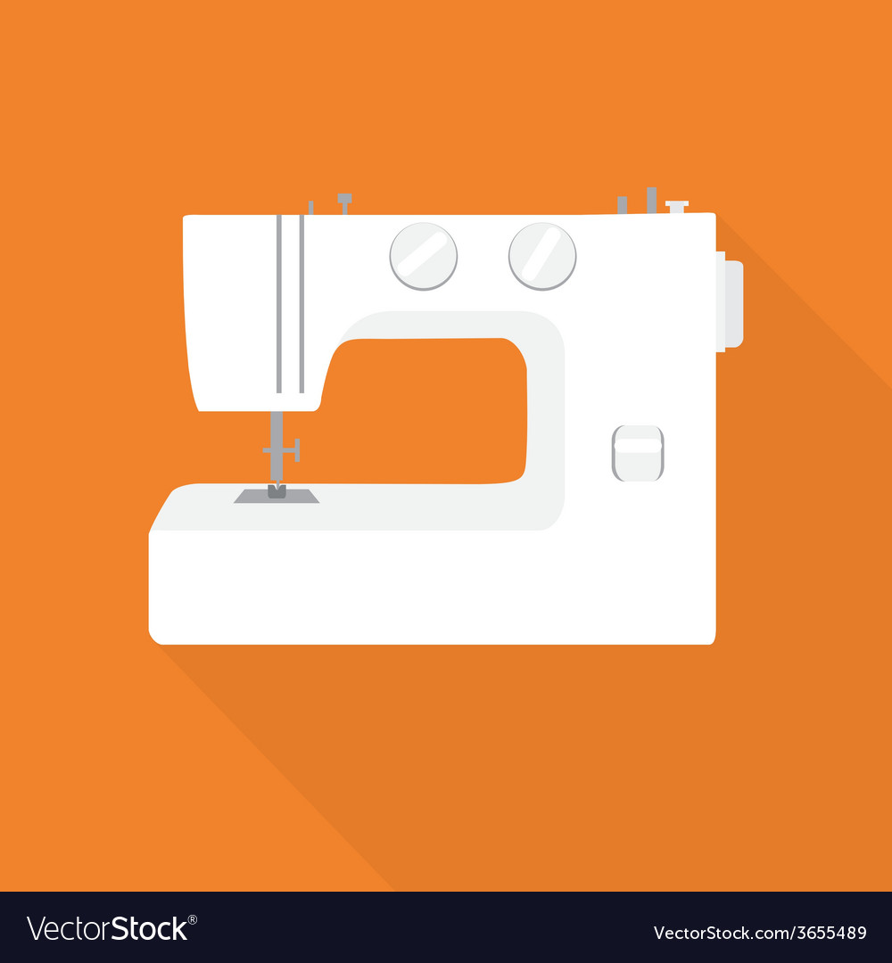 Sewing-machine vector | Price: 1 Credit (USD $1)