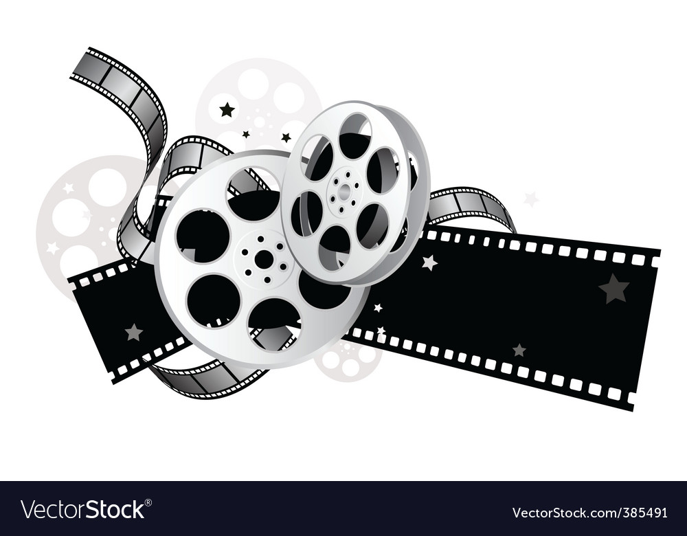 Movie elements vector | Price: 1 Credit (USD $1)