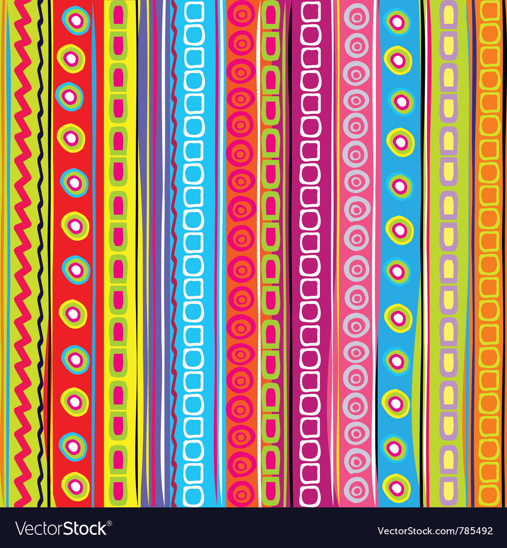 Colorful strip vector | Price: 1 Credit (USD $1)
