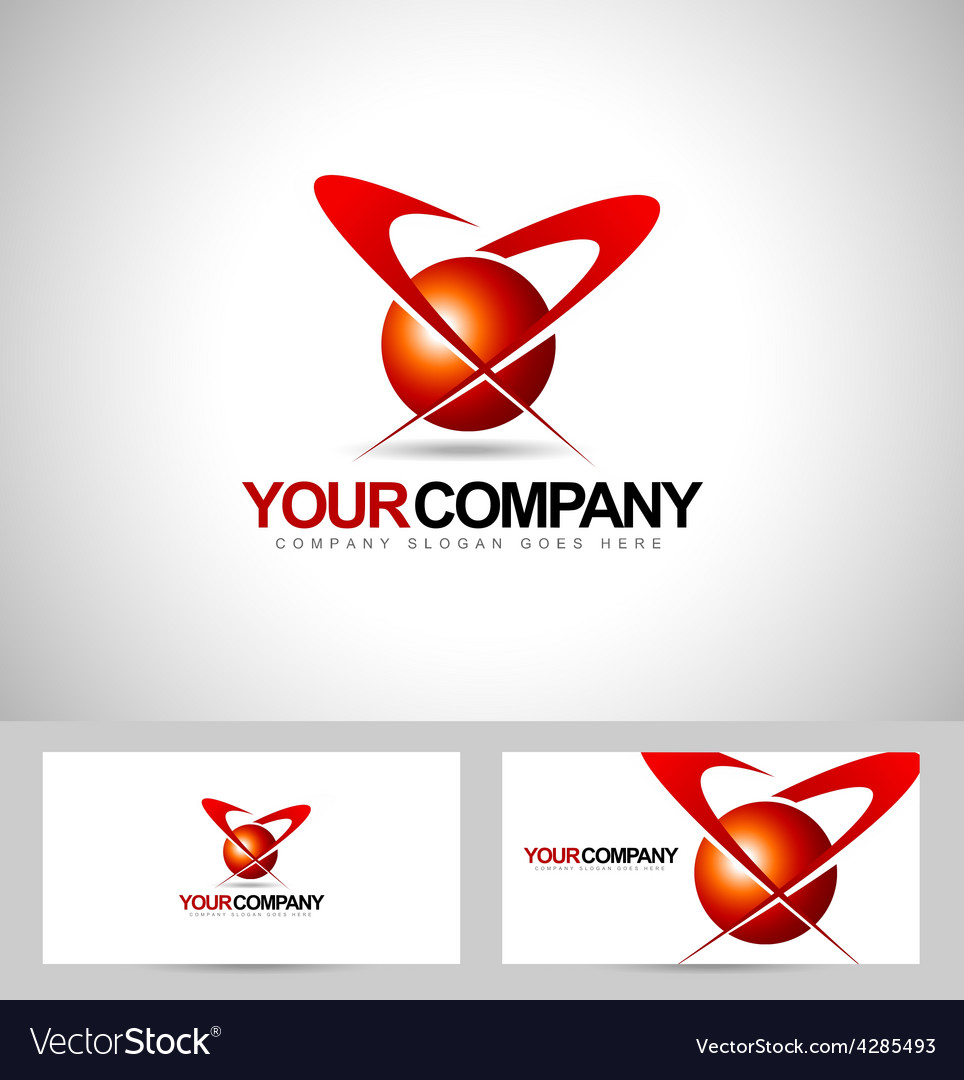Business corporate logo vector | Price: 1 Credit (USD $1)