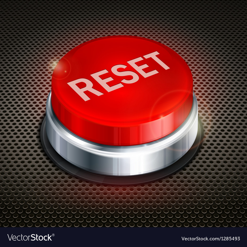 Button reset vector | Price: 1 Credit (USD $1)