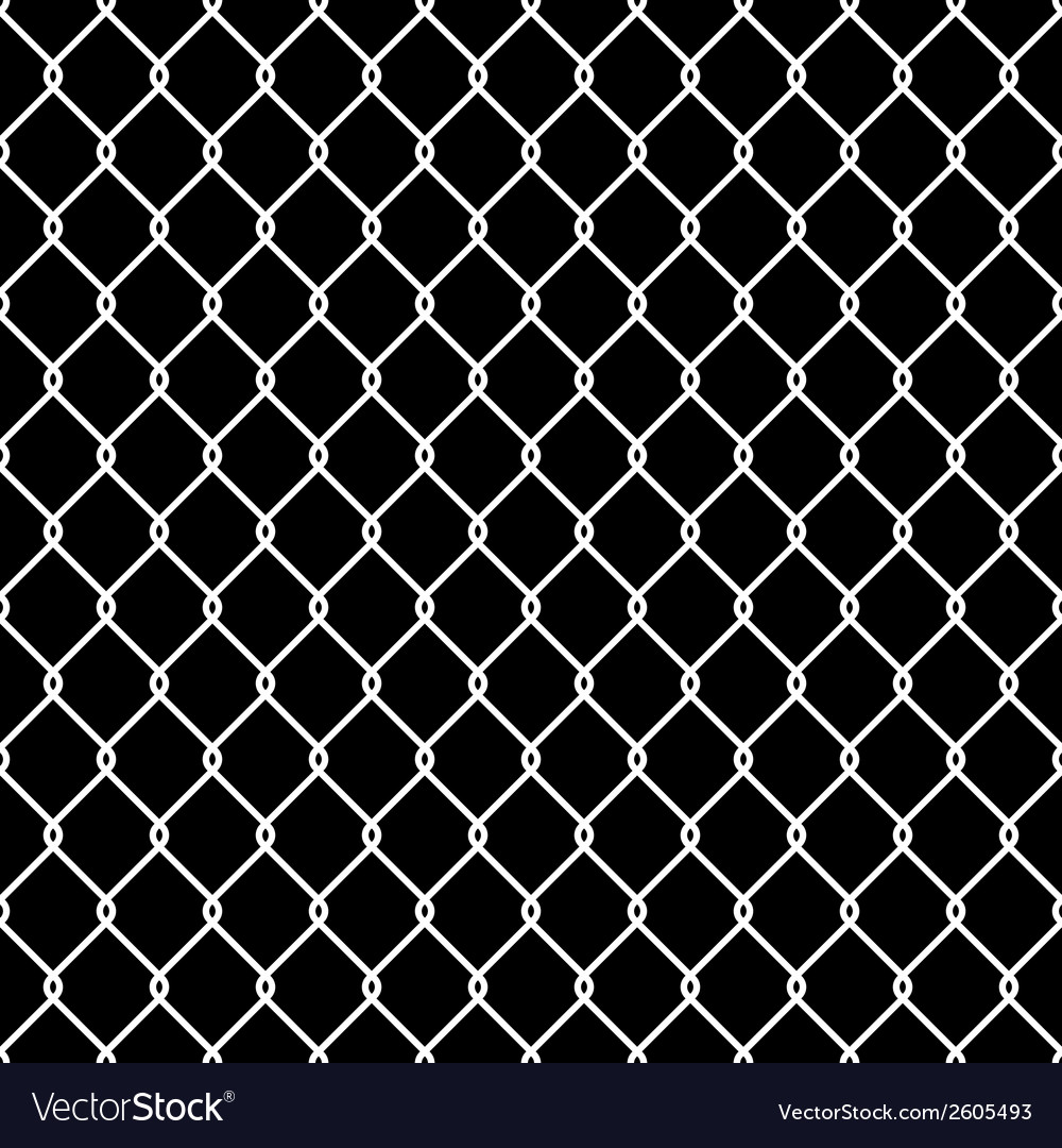 Steel wire mesh seamless background vector | Price: 1 Credit (USD $1)