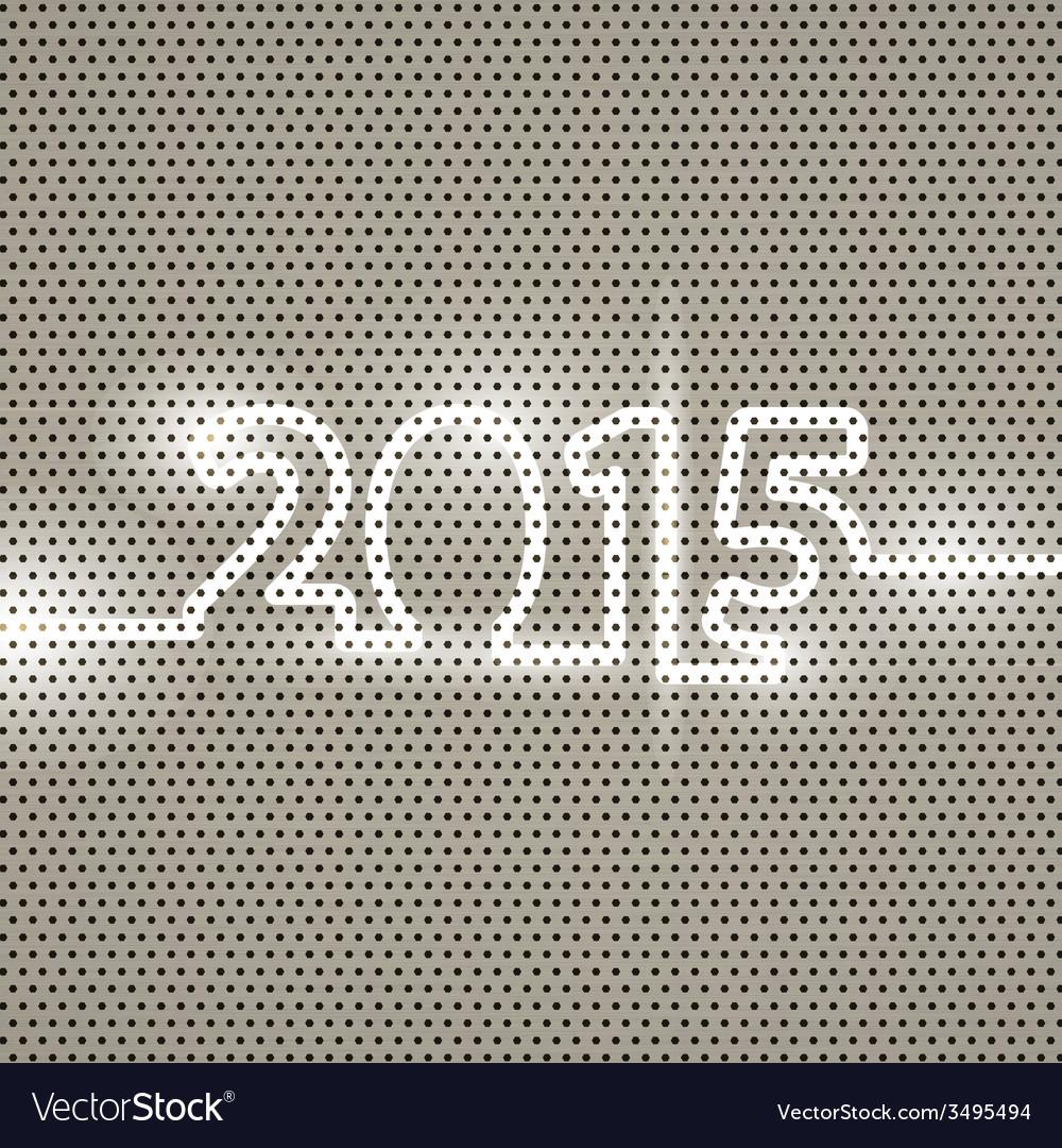 2015 metal texture background vector | Price: 1 Credit (USD $1)