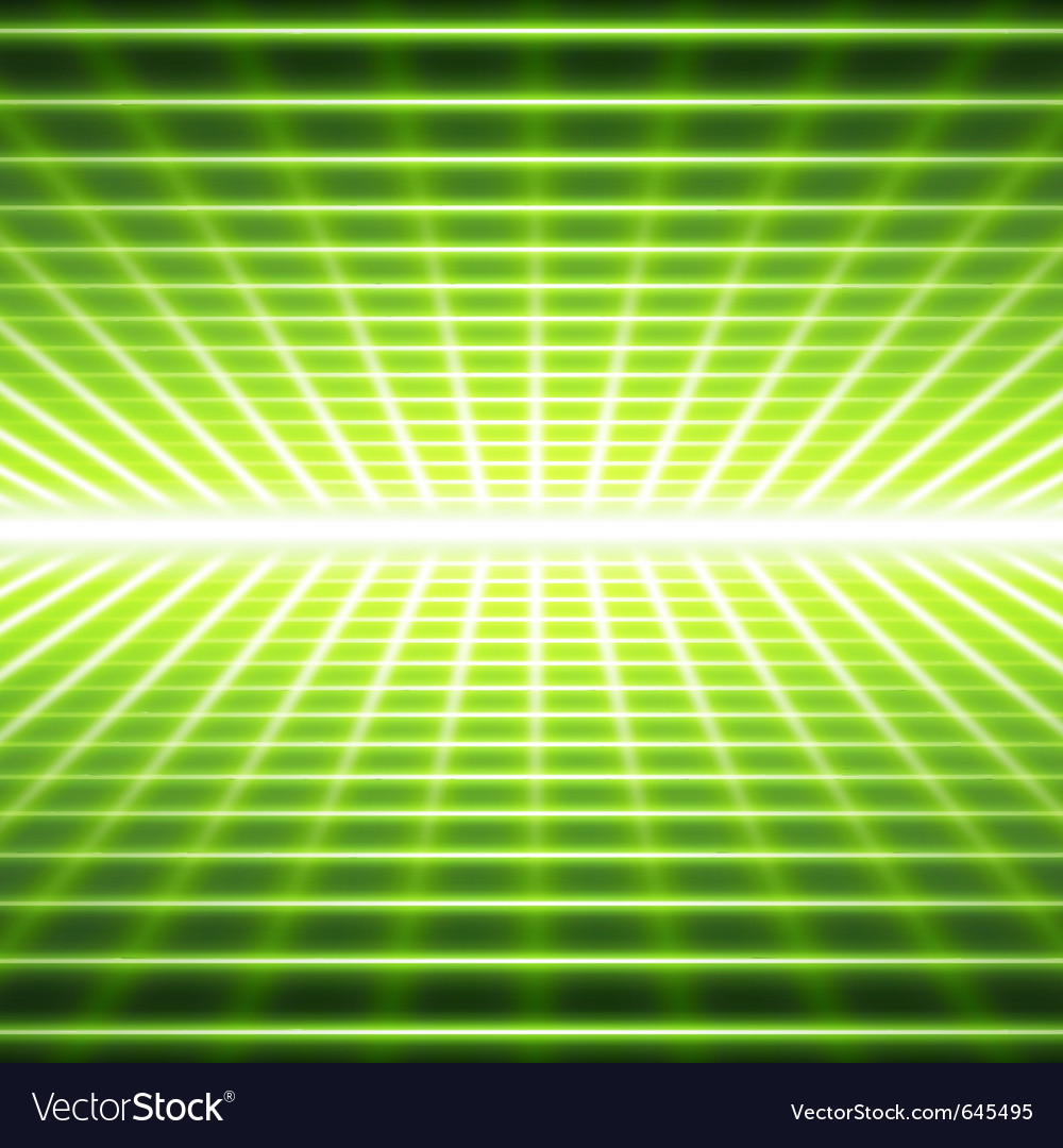 Virtual space with light wire lines background vector | Price: 1 Credit (USD $1)