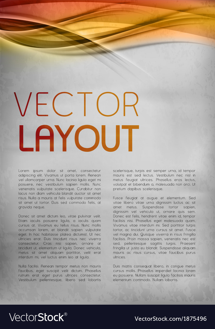 Background red layout vector | Price: 1 Credit (USD $1)