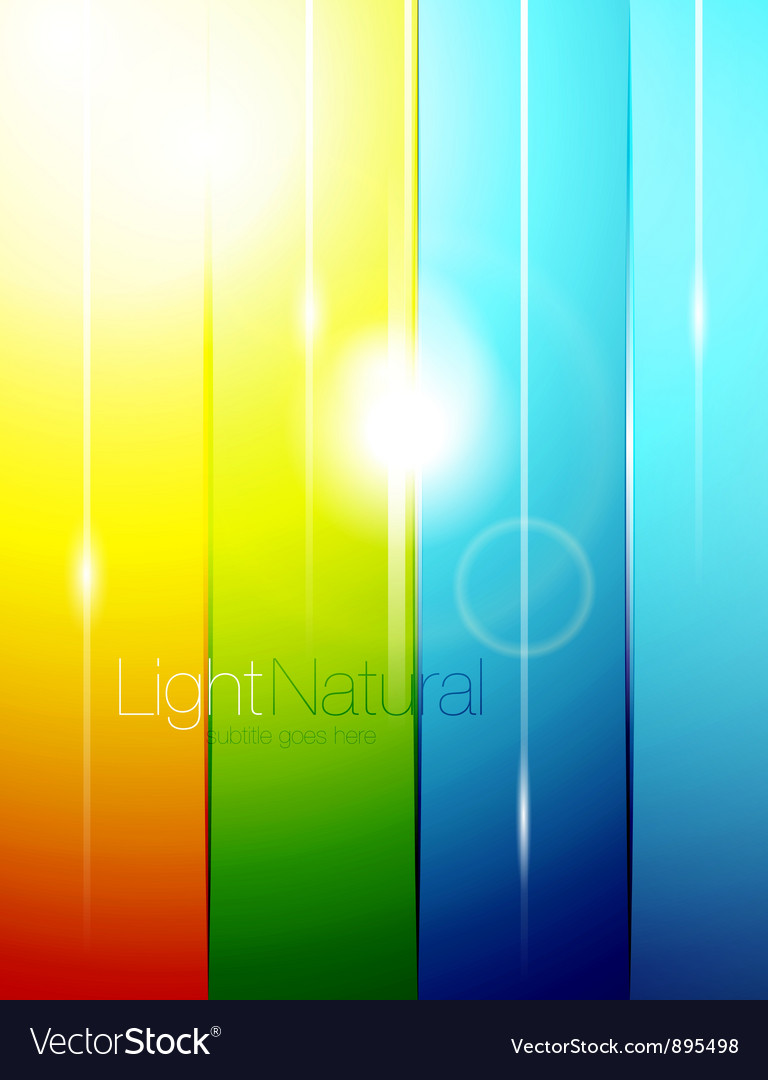 Colorful shiny backgrounds vector | Price: 1 Credit (USD $1)