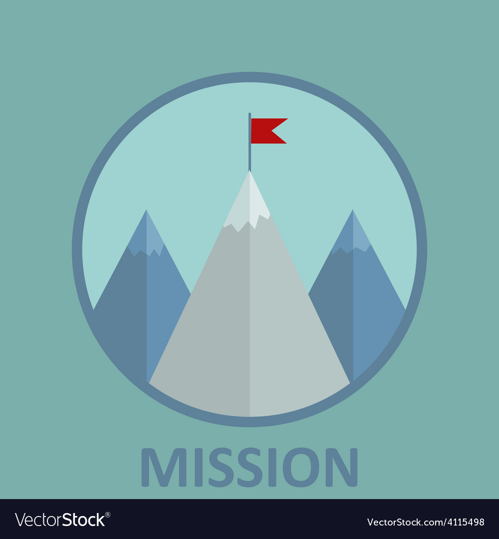 Mission vector | Price: 1 Credit (USD $1)
