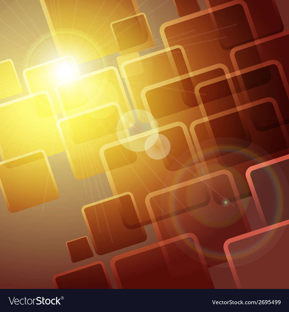 Geometrical abstract background vector   Price: 1 Credit (USD $1)