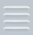 Shelves vector