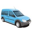 Minivan vector