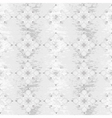 Seamless vintage gray floral pattern vector