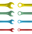 Spanner tools vector
