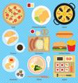 International food 001 vector