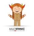 Multi ethnic vector