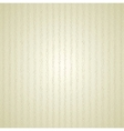 Striped beige retro pattern background vector