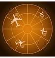 Air radar vector