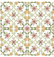 Floral background one vector