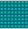 Abstract seamless background with cubes vector