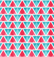 Abstract bright triangles seamless pattern vector
