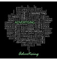 Advertising vector