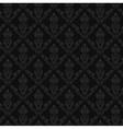 Seamless damask wallpaper 2 gray color vector