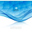 Abstract color template background vector