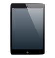 Tablet mini vector