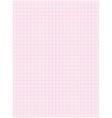 Pink millimeter gride vector