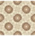 Tile mosaic floor vector