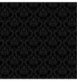 Seamless damask wallpaper 3 gray color vector